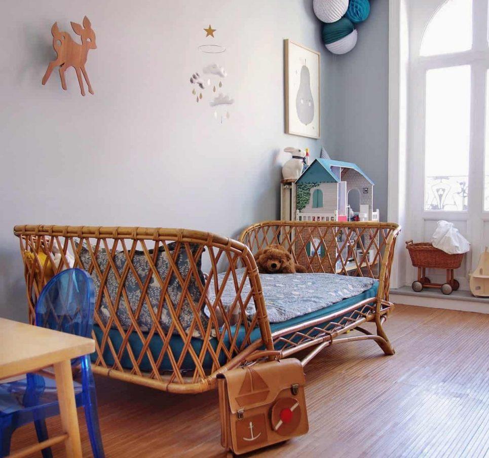 Mathilde Merlin Une Chambre Enfant Personnalisée